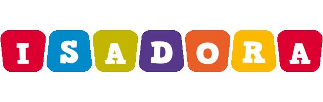 Isadora kiddo logo