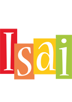 Isai colors logo