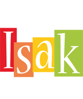 Isak colors logo