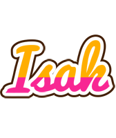 Isak smoothie logo
