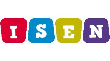 Isen kiddo logo