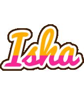 Isha smoothie logo