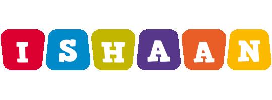 Ishaan kiddo logo
