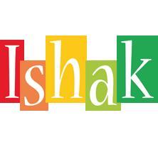 Ishak colors logo