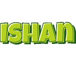 Ishan summer logo