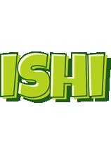 Ishi summer logo