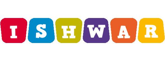 Ishwar kiddo logo