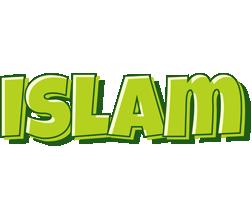 Islam summer logo