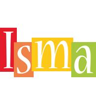 Isma colors logo