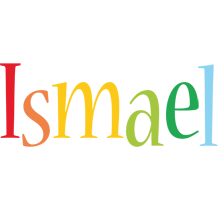 Ismael birthday logo