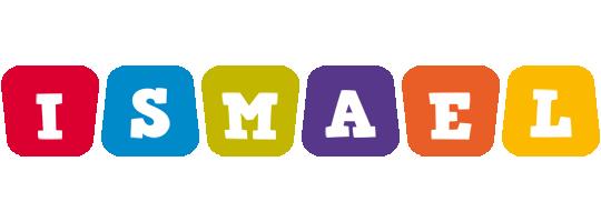 Ismael kiddo logo