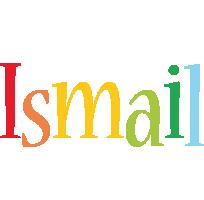 Ismail birthday logo