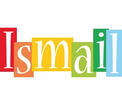 Ismail colors logo