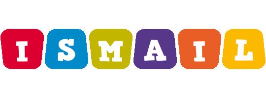 Ismail kiddo logo