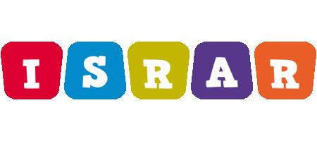 Israr kiddo logo