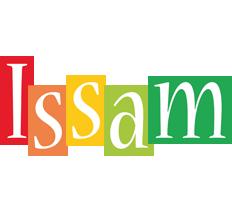 Issam colors logo