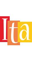 Ita colors logo