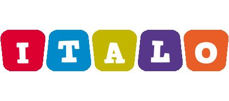 Italo kiddo logo