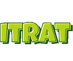 Itrat summer logo