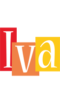 Iva colors logo