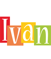 Ivan colors logo