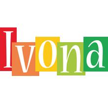 Ivona colors logo
