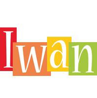 Iwan colors logo