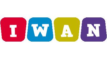 Iwan kiddo logo