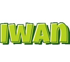 Iwan summer logo