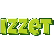 Izzet summer logo