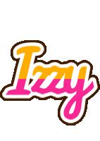 Izzy smoothie logo