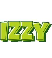 Izzy summer logo