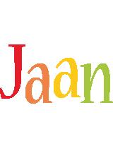 Jaan birthday logo