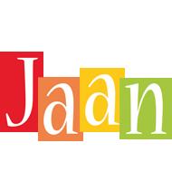 Jaan colors logo