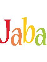 Jaba birthday logo