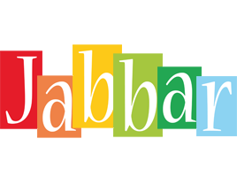 Jabbar colors logo