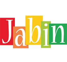 Jabin colors logo
