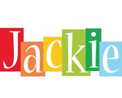 Jackie colors logo