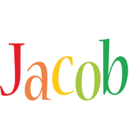 Jacob birthday logo