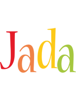 Jada birthday logo