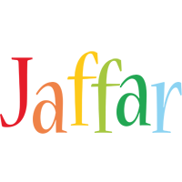 Jaffar birthday logo