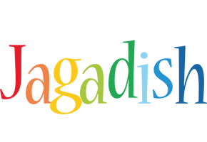 Jagadish birthday logo