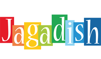 Jagadish colors logo