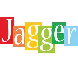 Jagger colors logo