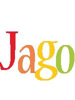 Jago birthday logo