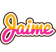 Jaime smoothie logo