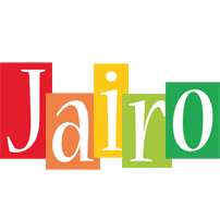 Jairo colors logo