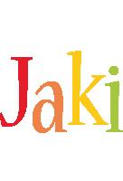 Jaki birthday logo
