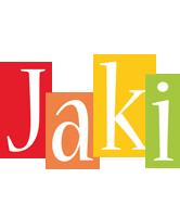 Jaki colors logo
