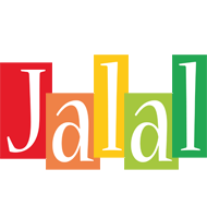 Jalal colors logo